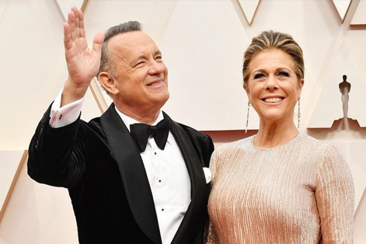 Tom Hanks depistat cu coronavirus
