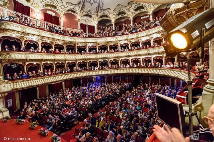 """Opera Cluj suspendă spectacolul """"Bărbierul din Sevilla"""""""