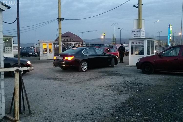 Târgul Auto din Florești a fost închis de primarul Horia Șulea