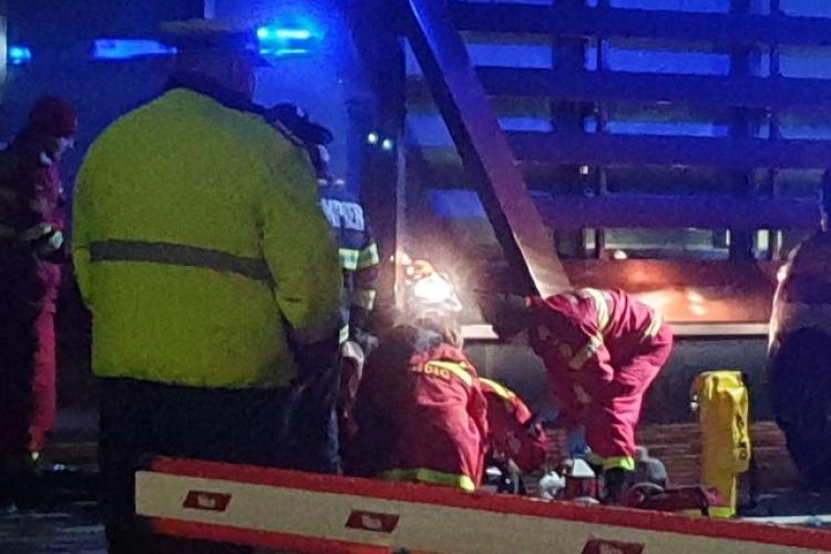 Medic clujean, aflat în izolare, s-a aruncat pe geam în Mănăștur
