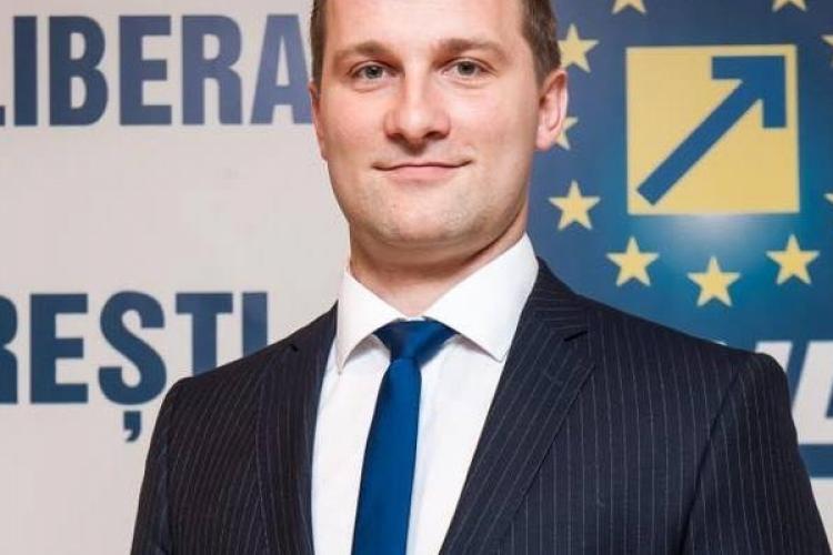 În plină pandemie, viceprimarul Floreștiului, Bogdan Pivariu, și-a luat concediu medical pentru dureri de spate