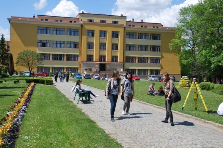 Universitatea de Științe Agricole Cluj se ÎNCHIDE pe fondul epidemiei de coronavirus