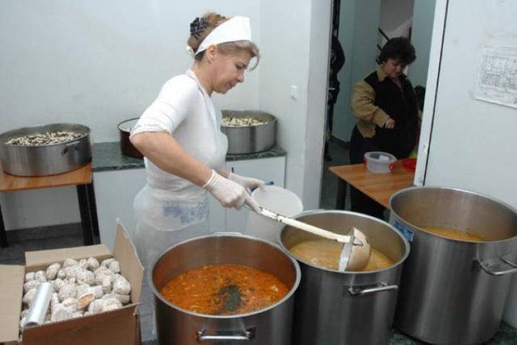 Mitropolia Clujului oferă hrană persoanelor aflate în autoizolare și spații de carantină la mănăstire
