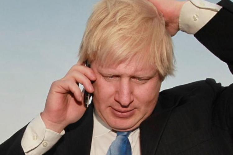 Premierul Marii Britanii, Boris Johnson, depistat pozitiv cu coronavirus