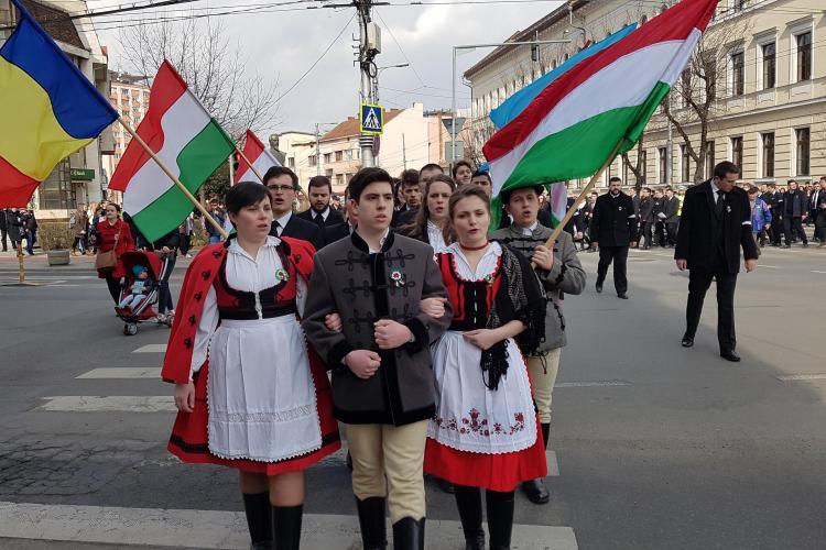 Cluj: Evenimentele cu sub 1000 de participanți au loc numai cu acordul DSP Cluj. Ce se întâmplă cu Ziua Maghiarilor din 15 martie?