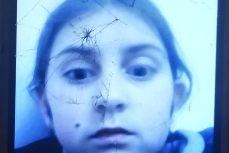 Fetiță de 9 ani, dispărută din din zona Pieței Gării. Ați văzut-o? FOTO