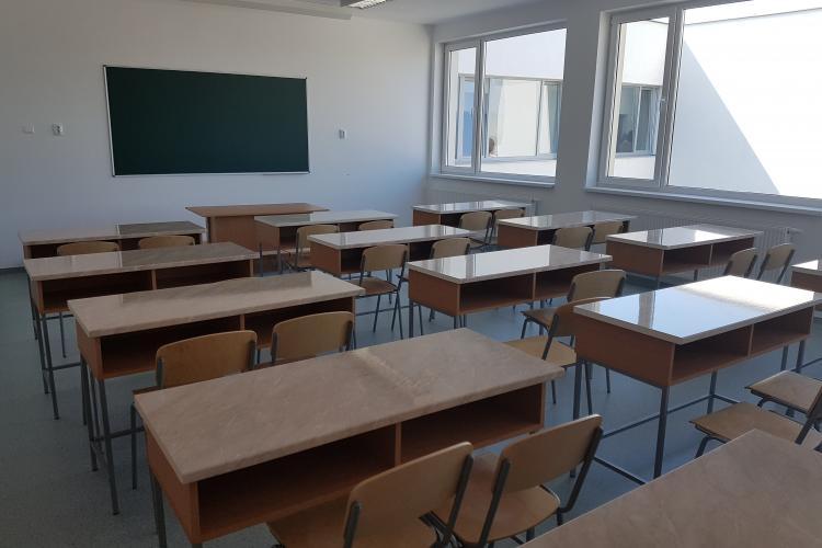 Surse: Școlile s-ar putea închide din 10 martie