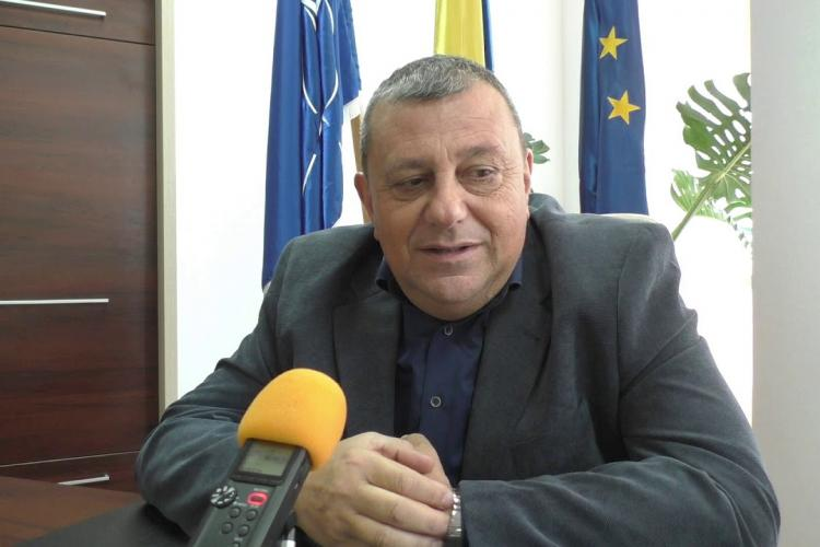Horia Șulea este noul președinte al Partidului Ecologist Român filiala Cluj