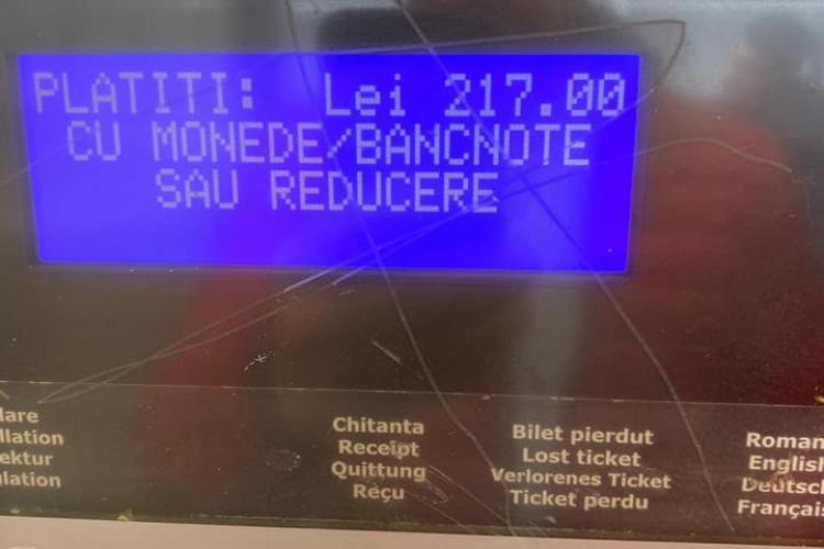 Parcarea la Cluj este mai scumpă decât la Monaco! Ce a pățit un clujean și cât a plătit