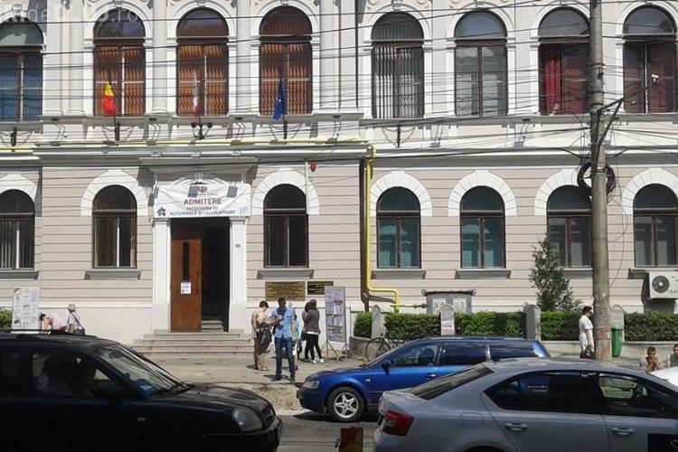 Universitatea Tehnică Cluj-Napoca s-a închis, după ce rectorul spunea că nu e cazul