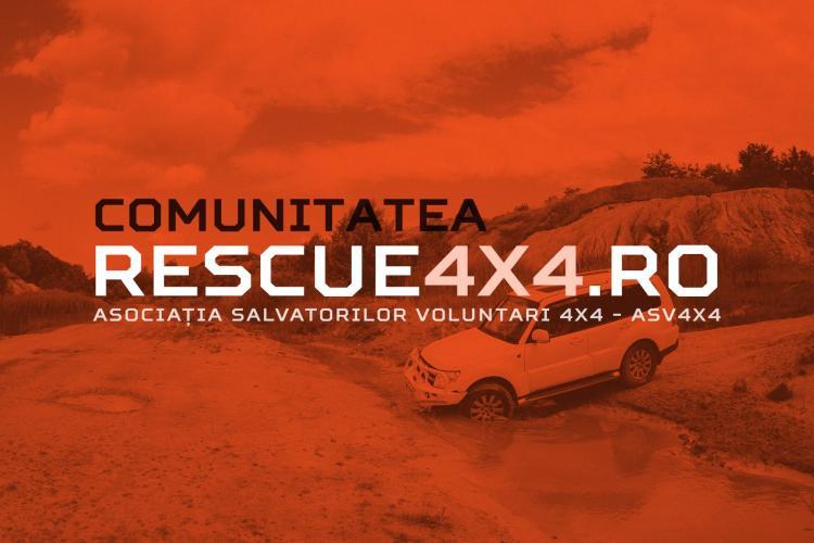 Voluntarii Rescue 4x4 Cluj vor distribui alimente celor aflați în carantină! Se strâng și alimente și alte bunuri