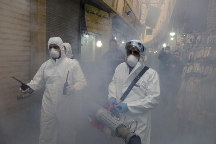 Nu se știe dacă epidemia de coronavirus va dispărea din aprilie, o dată cu încălzirea vremii