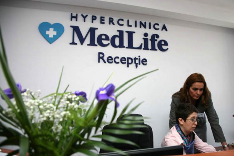 MedLife refuză să primească pacienți cu probleme respiratorii, pentru a nu-și afecta afacerile