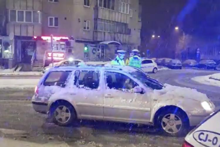 Zeci de clujeni amendați în prima seară de la intrarea în vigoare a Ordonanței Militare nr.2. Au fost prinși noaptea pe stradă