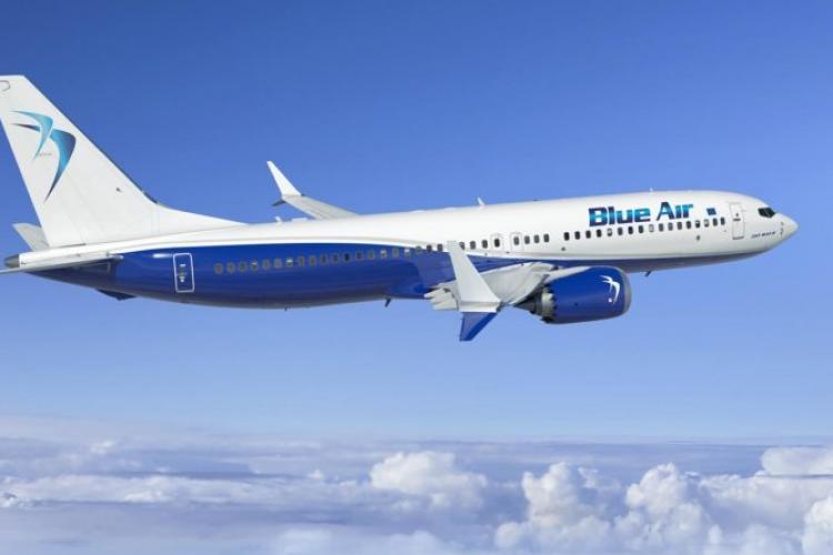 Blue Air își suspendă zborurile regulate și începe un program de repatriere a românilor plecați în străinătate. Ce țări sunt acoperite