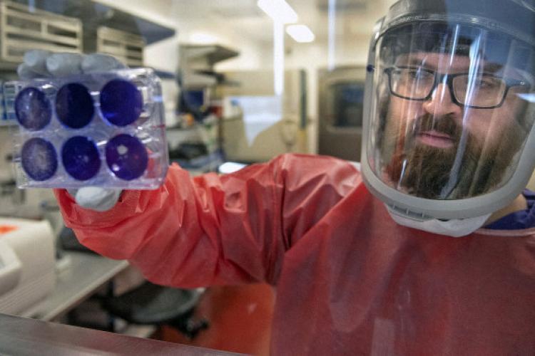 Primul caz de coronavirus confirmat în ANAF, la Brașov