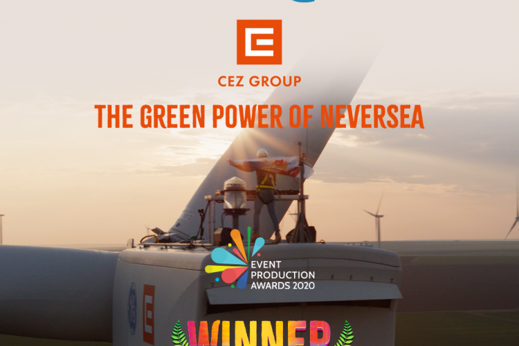 "Campania ""The Green power of Neversea"" a luat premiul cel mare, la The Event Production Awards de la Londra"