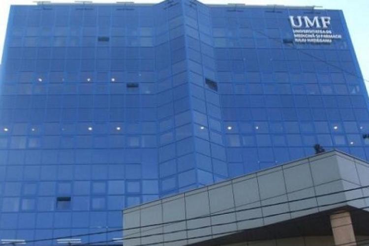 UMF Cluj cheamă studenții din anii terminali să ajute liniile de gardă din spitalele clujene