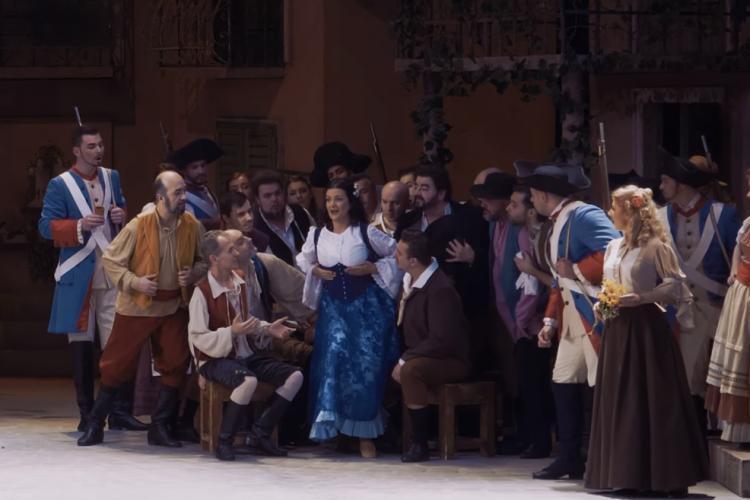 Opera Națională din Cluj transmite un spectacol online în 24 martie