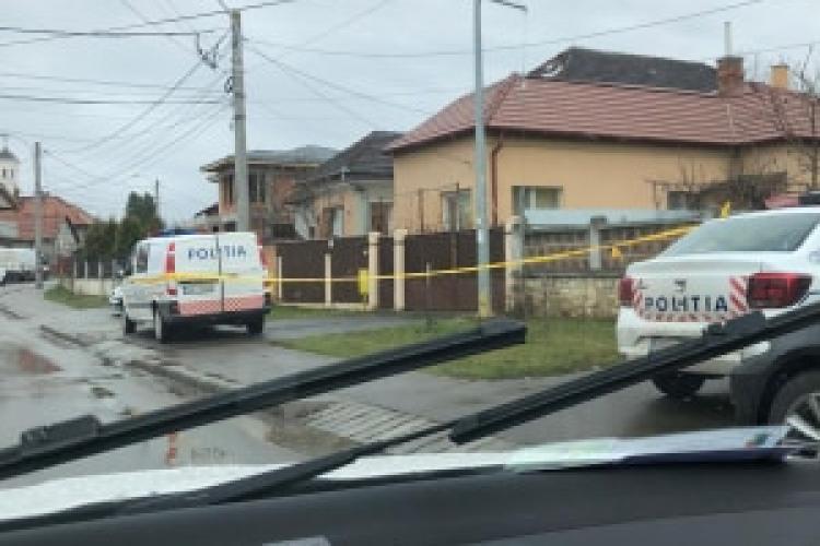 Crimă ȘOCANTĂ pe strada Căpitan Grigore Ignat, din Someșeni - FOTO