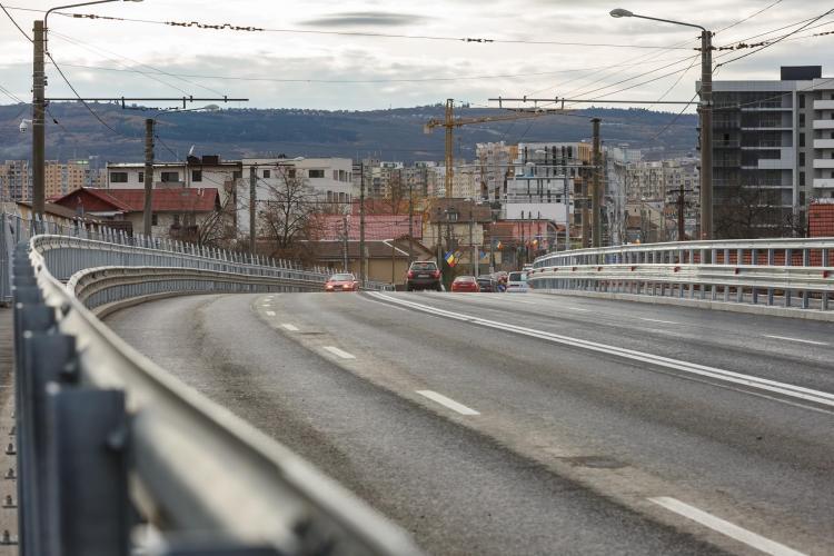 Restricții de circulație pe Podul de pe strada Fabricii