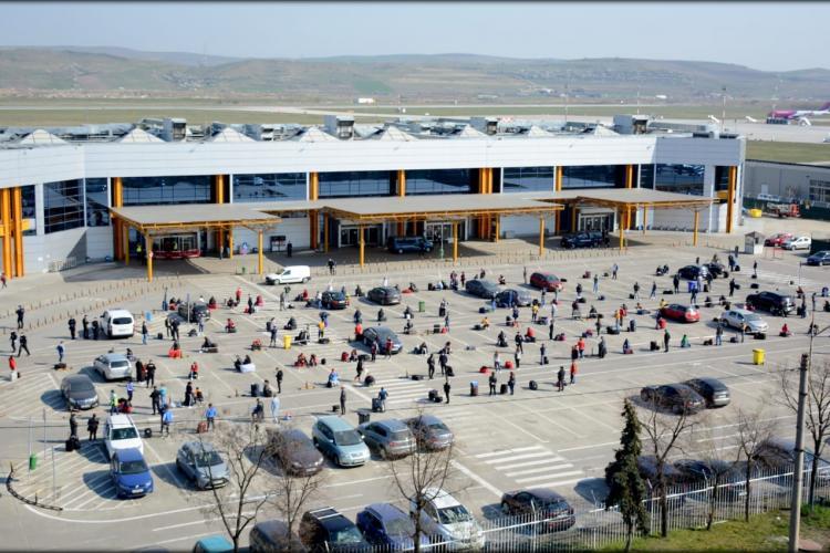 S-a stabilit cum vor fi duși muncitorii la Aeroport: cu mască și cu cel mult 4 ore înainte de zbor - Citiți ordinul Ministerului Transporturilor