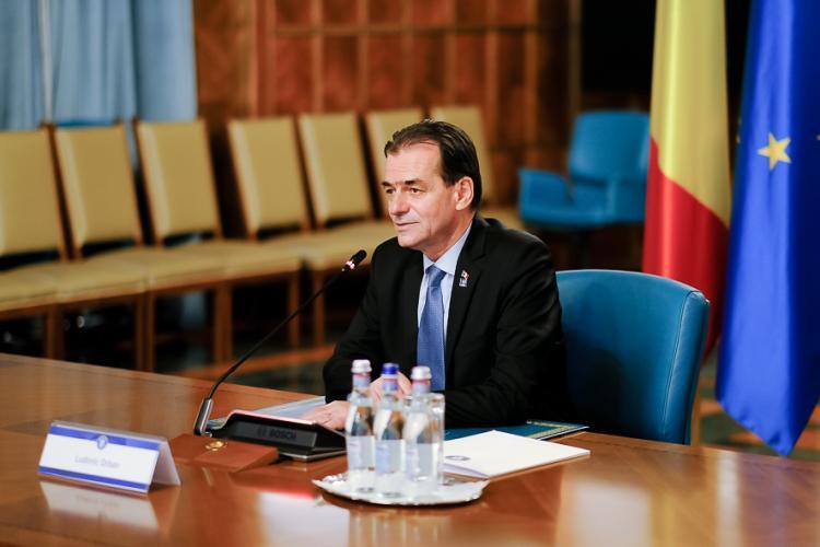 Ludovic Orban: O parte din bugetari vor intra în şomaj tehnic pentru a nu fi răspândit virusul
