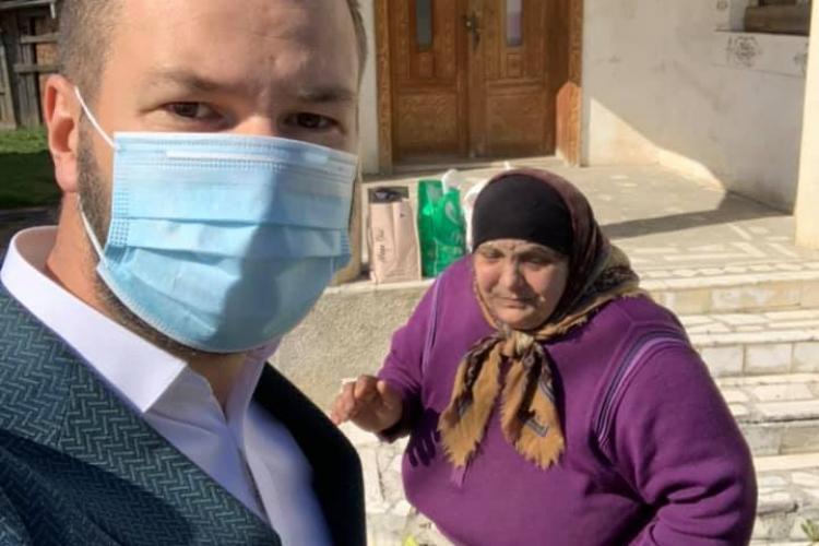Clujeancă de 68 de ani a sunat la 112 că nu mai are ce mânca - FOTO