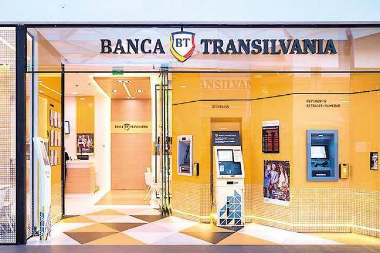 Banca Transilvania oferă posibilitatea de a deschide 100% online un cont bancar, fără a mai merge la bancă