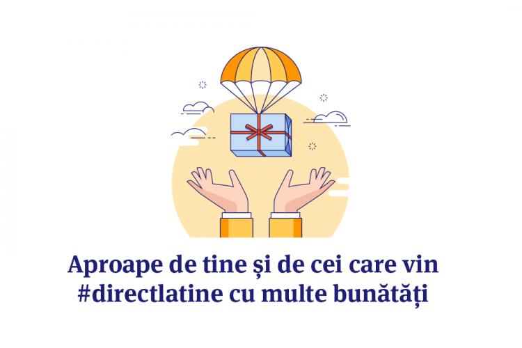 Banca Transilvania lansează Direct La Tine, un hub online pentru cumpărături de acasă