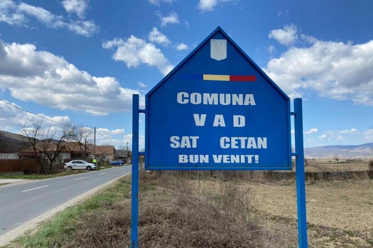 Satul Cetan, unde a apărut un val de cazuri de coronavirus, NU POATE FI ÎNCHIS