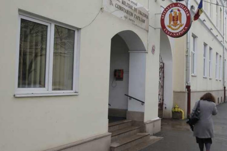 O echipă de 20 de medici militari și subofițeri sanitari din Cluj detașați la Suceava