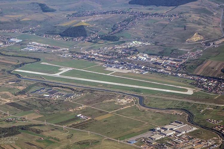 Despăgubiri mărite considerabil NUMAI pentru terenul intravilan preluat pentru extinderea pistei de la Aeroportul Cluj