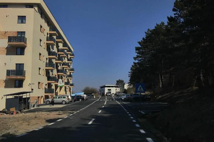 Floreștiul are acum trei drumuri de acces spre Cluj-Napoca