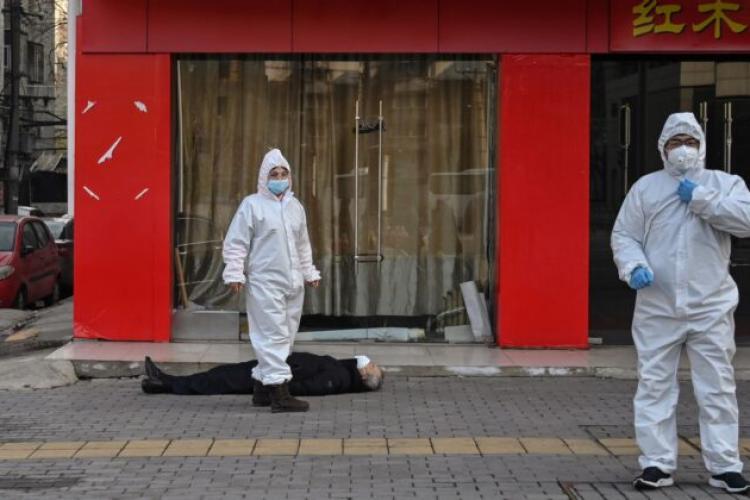 China recunoaște că în Wuhan au fost cu 50% mai mulți morți