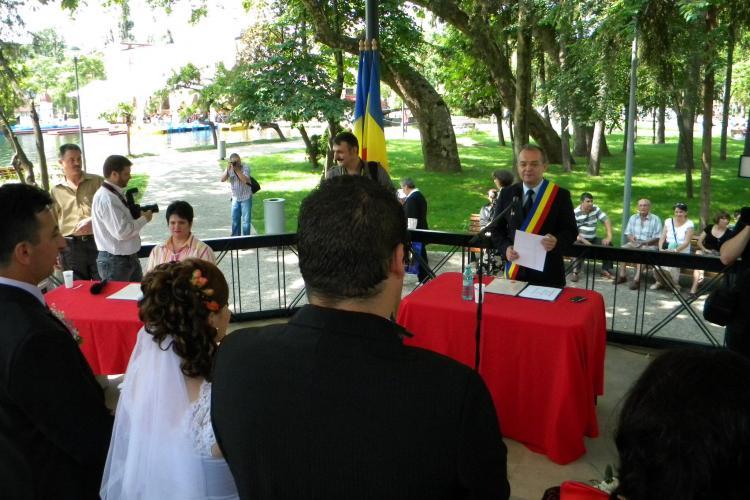 La Cluj, pe timpul pandemiei COVID 19 nu mai ai voie nici să te căsătorești