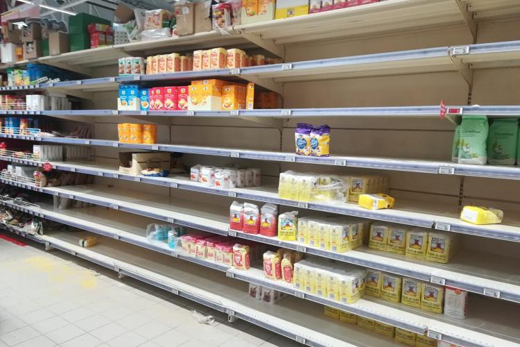 """Drojdia se dă pe pile la Cluj. Deja e """"valută"""" forte"""