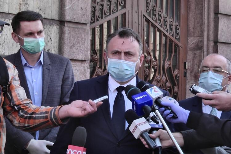 Ministrul Sănătății: Armata va produce ventilatoare pentru secțiile de terapie intensivă - VIDEO