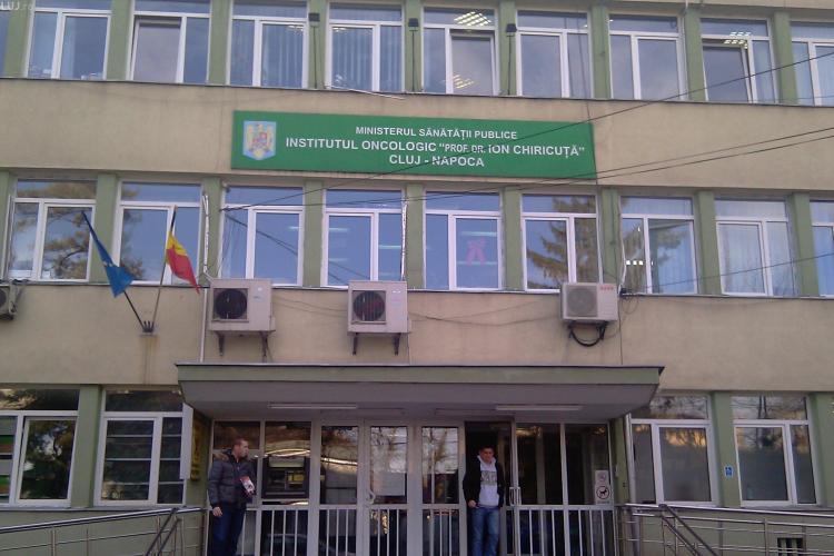 La Instititul Oncologic din Cluj s-a ajuns la 20 de infectați cu coronavirus