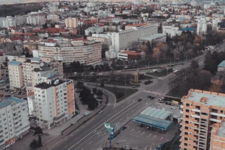 Cum arată Suceava în prima zi de carantină totală VIDEO