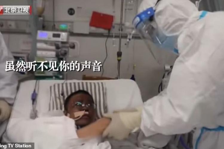 Doi medici infectați cu coronavirus s-au trezit cu pielea închisă la culoare - FOTO