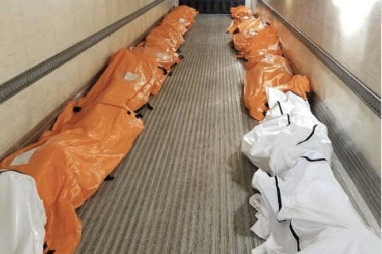 Imagine șocantă surprinsă de un asistent din New York: Este o realitate înfricoşătoare cu care ne confruntăm - FOTO