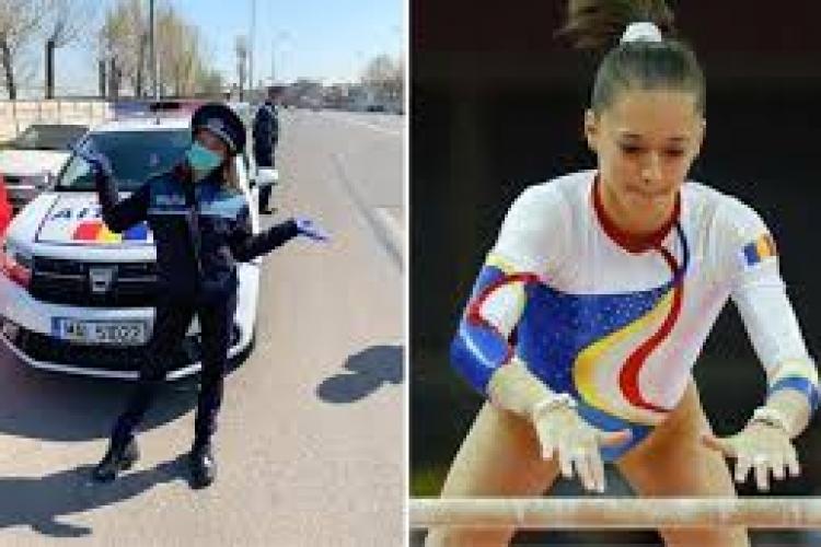 """Larisa Iordache, gimnasta medaliată, a renunțat la uniformă: """"Nu era treaba mea să stau în stradă!"""