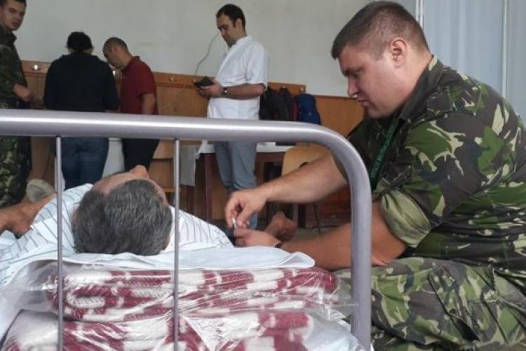 Spitalul din Suceava, preluat de militari, după ce a doua conducere numită și-a dat demisia