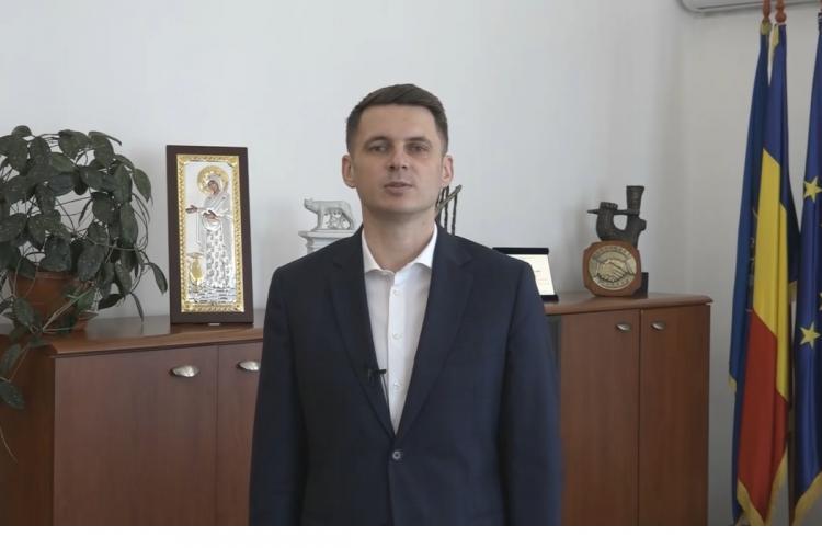Mesajul de Paște al prefectului județului Cluj. Ce le transmite clujenilor VIDEO