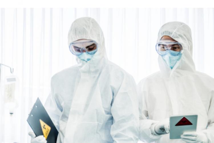 Două spitale din Cluj, la un pas de a fi închise după ce un medic a fost confirmat cu coronavirus