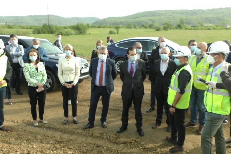 Când se va da drumul autostrăzii Sebeș-Turda. Anunțul ministrului Transporturilor