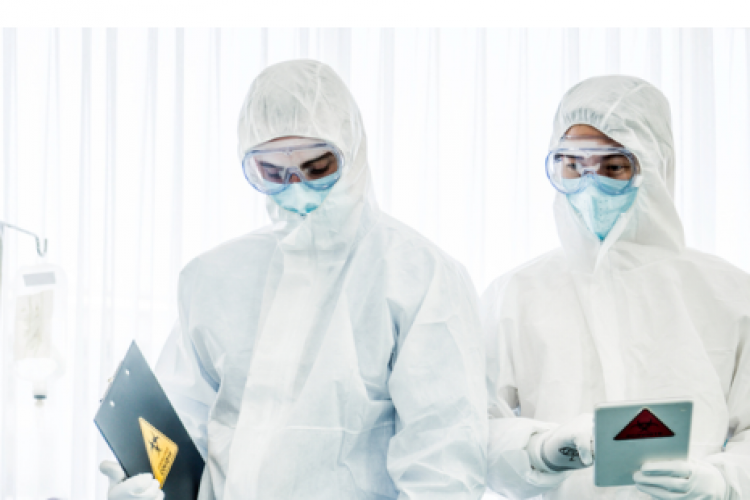 Încă un medic infectat cu coronavirus a murit. Este al doilea caz din țară