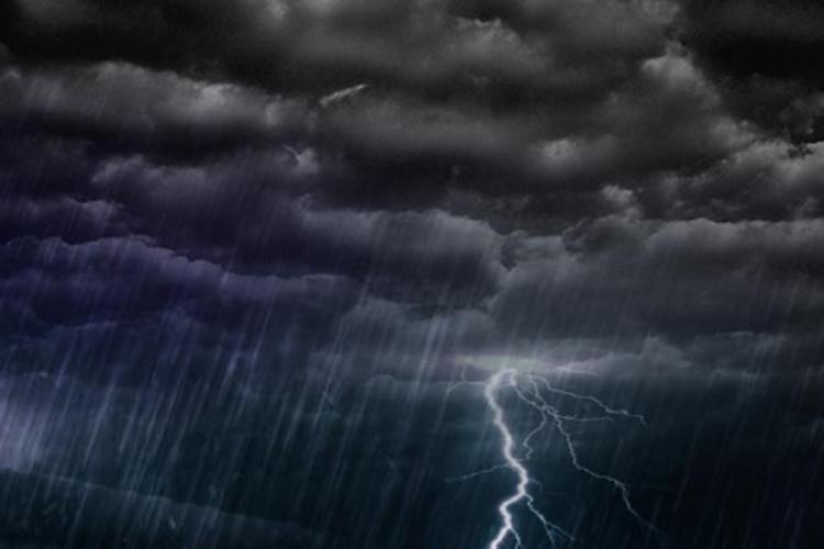 Alertă meteorologică! Vijelie în vestul țării timp de două zile
