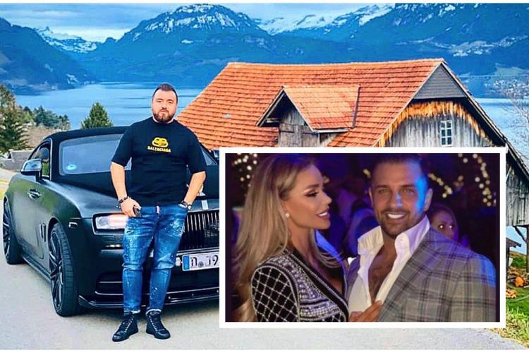 """Proxenetul """"Șarpele"""" își plătea ratele la Rolls Royce cu bani de la prostituate. Ratele ajungeau la Bodi, fostul soț al Biancăi Drăgușanu"""